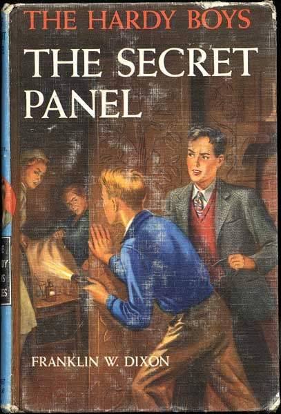 """a literary analysis of the hardy boys by franklin w dixon More than four dozen novels about the hardys were written by """"franklin w dixon""""—the pseudonym used by a series of writers—and were distributed by the stratemeyer literary syndicate publication of the series was continuous from 1927, when the tower treasure and two other hardy boys books were first issued."""