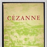 Limited Edition 'CEZANNE' Art Loan Exhibition Catalog~Wildenstein Gallery Nov. 5-Dec. 5, 1959~
