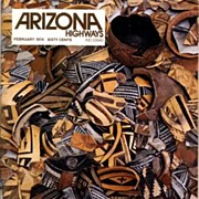 HTF Special Issue 'Museum Ruminations' Collecting Native American Pottery Issue~Arizona ...