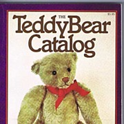 1980 'The Teddy Bear Catalog' by P&A Bialosky~Price Guide, Collecting, Care & Repair, Lore + M
