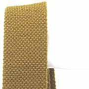 "Sexy '60s Olive Green Woven Wool 2"" Square Bottom Knit Tie"