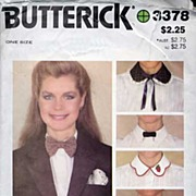 Butterick #3378 Belts Bags & Accessories Patterns-UNCUT 1972
