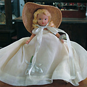 NASB Doll May Girl with Frozen Legs