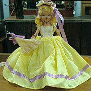 NASB Doll April with Frozen Legs