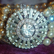 SOLD Vintage Marvella Bracelet
