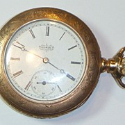 SOLD Antique Elgin Pocket Watch