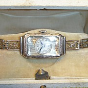 SOLD Vintage Lady's Elgin Wrist Watch