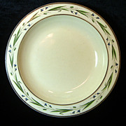 Antique Wedgwood 18th Century Creamware bowl.