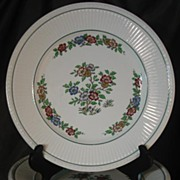 Wedgwood Plymouth Luncheon Plates - Set of Twelve