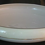 Lenox Flower Bowl Yellow & Ivory