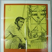 Five Easy Pieces Original Theatrical One Sheet Poster