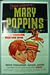 Mary Poppins Original Theatrical Poster