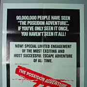 The Poseidon Adventure Original Theatrical Poster - Style B
