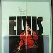 Elvis: That's the Way it Is - Original Theatrical Poster