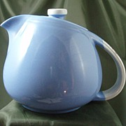 Hall Rose Parade Three-Cup Teapot