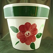 Large Stangl Flower Pot