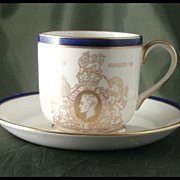 Johnson Brothers Edward VIII Demitasse Cups