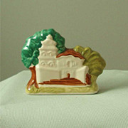 Franciscan China Mission San Diego Miniature