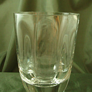 Libbey-Nash Art Deco Vase