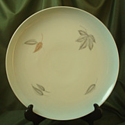 Bing & Grondahl Falling Leaves Dinner Plates