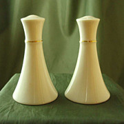 Lenox China Salt & Pepper Shakers