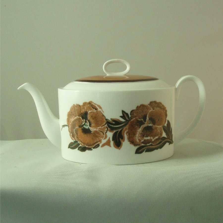 Wedgwood Susie Cooper Reverie Teapot