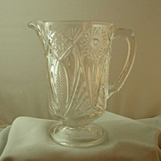 McKee Jubilee Water Pitcher