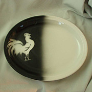Syracuse China Restaurantware Rooster Platter