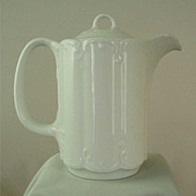 Rosenthal Monbijou Individual Coffee or Hot Water Pot