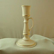 Lenox China Tall Chamber Candlestick