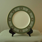 Wedgwood Asia Green Salad Plates