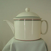 Villeroy & Boch Carrousel Teapot