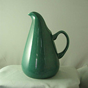 Russel Wright American Modern Seafoam Green Water Pitcher