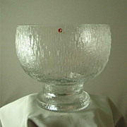 Iittala Kekkerit Footed Bowl