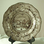Ralph Stevenson & Son Millennium Plate