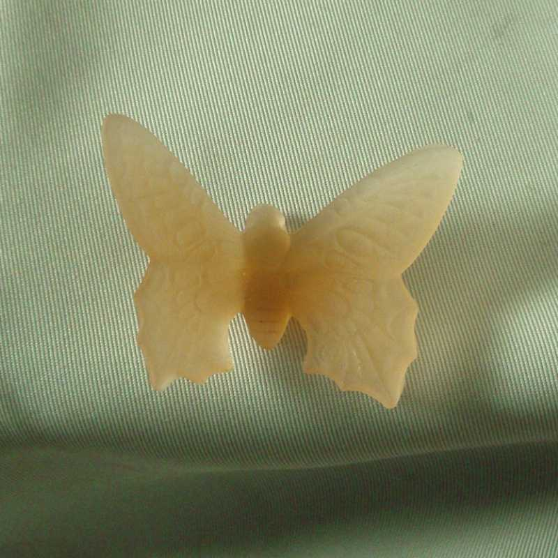 Westmoreland Apricot Mist Butterfly Figurine
