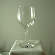Lenox Crystal Belmont Water Goblets