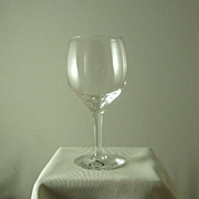 Lenox Crystal Belmont Wine Glasses