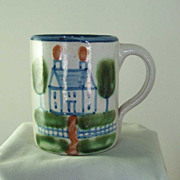 Vintage Louisville Stoneware House Mug