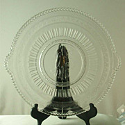Richards & Hartley Cupid & Venus Cake Plate
