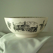 SALE PENDING Wedgwood Queen's Ware Small Philadelphia Bowl