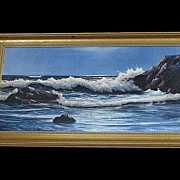 Peter Cosslett Seascape Painting
