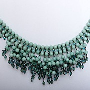 French Necklace by Christine Laaban for Babylone, Paris