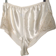 "Vintage Maidenform  ""Chantilly"" Underwear with Lace"