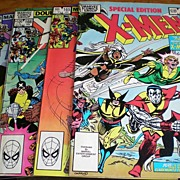 X-MEN 1983 Comic Books Volume 1