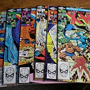 X-MEN 1981 Comic Books Volume One