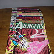 The Avengers 1983 Comic Books