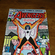 Marvel Comics The Avengers 1983 No. 227 and No. 228