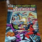 Marvel Comics The Avengers Sept.1983 Special Edition