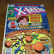 Marvel Comics X-MEN  1979